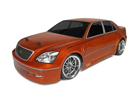 Nqd Drift 2 4ghz Lexus Silver 1 10 lexus ls430 sessions ver redcat racing epx rtr custom