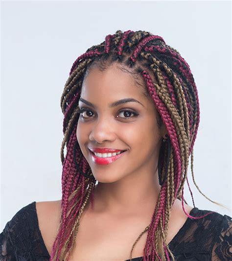 latest hairstyles in uganda uganda latest short weaves braids darling uganda