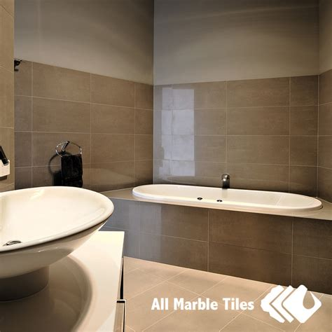 Ceramic Tile Ideas For Bathrooms Bathroom Design Ideas With Porcelain Tiles Contemporary Bathroom New York By All Marble