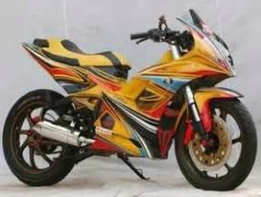 As Tengah Ddi Jupiter Mx Yamaha Motor Bebek Murah modifikasi mahesa otomotif