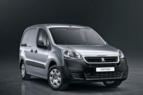 Wann Kommt Der Neue Bmw 1er Mit Frontantrieb by Peugeot Partner Facelift 2015 Das Kostet Der Neue