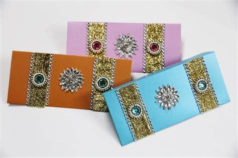 Handmade Gift Envelopes - designer gift envelopes set of 3 pcs shopping