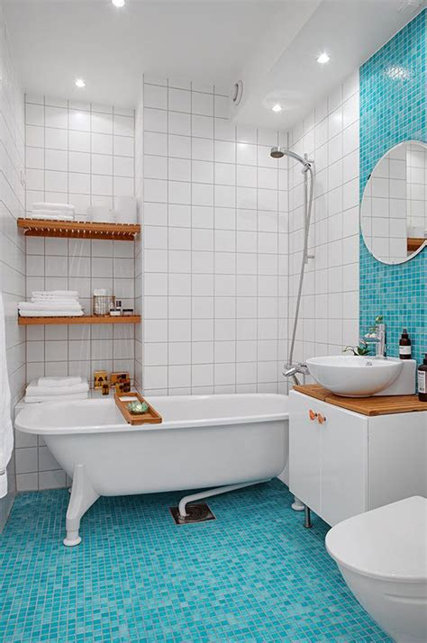 blue bathroom tiles ideas 36 blue and white bathroom floor tile ideas and pictures