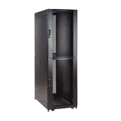 48u Rack by Tripp Lite Sr48ubcl 48u Rack Enclosure Server Cabinet Co