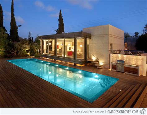house design with swimming pool 15 lovely swimming pool house designs decoration for house
