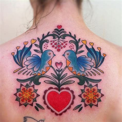 cute country tattoos country birds