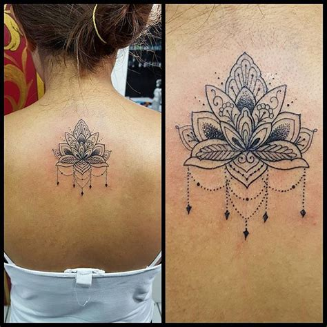 tattoo mandala indiana significado flor de lotus tatuagem on instagram