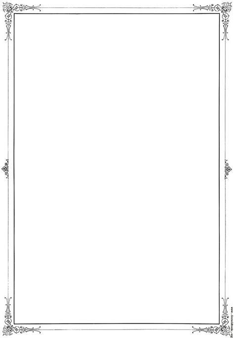 Márgenes para Carátulas de Cuadernos (Fáciles de hacer a