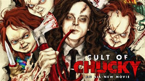 chucky movie release cult of chucky release date 1 november 2017 new
