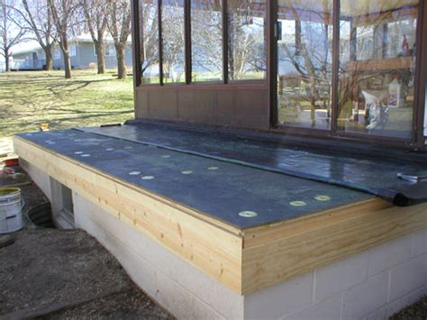 sealing  deck  act  roof   area