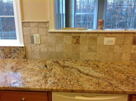 backsplash  busy granite countertops diana