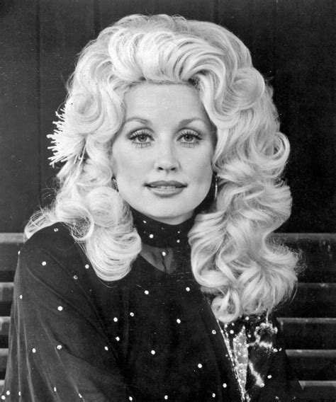 black dollys dolly parton beautiful in black white dolly parton