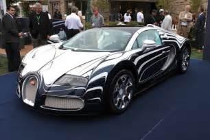 Bugatti L Bugatti Veyron L Or Blanc Goes Pop The Quail 2011