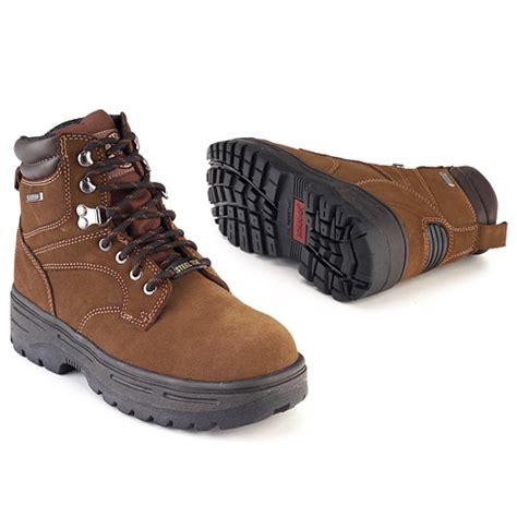 steel toe boots walmart brahma mens steel toe work boot walmart