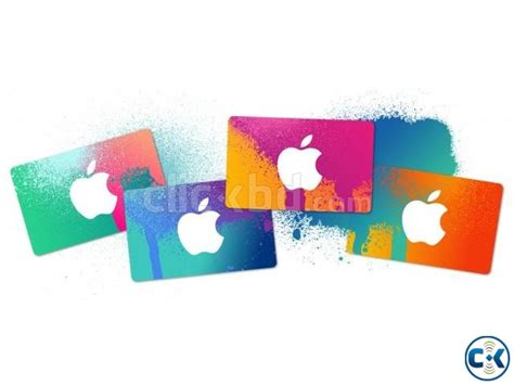 Where Are Itunes Gift Cards Sold - itunes gift card available now j26 bashundhara city clickbd