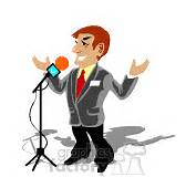 Speech Clip Art Image  Royalty Free Vector Clipart Images