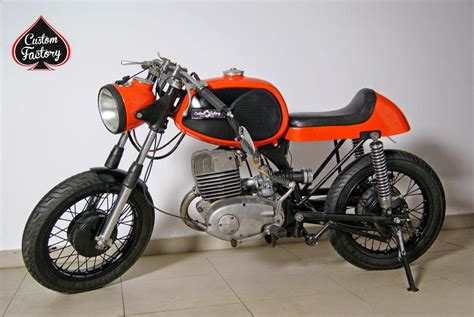 Motorrad Suzuki Ts 250 by Mz Ts 250 Cafe Racer 99garage Cafe Racers Customs