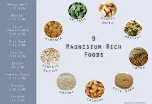 9 magnesium rich foods ancient minerals