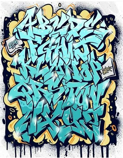 imagenes urbanas graffitis 3d dibujar abecedario o letras en graffiti 5 letters