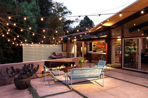 cool patio lighting ideas bonafeed com