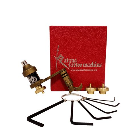 tattoo machine kit price in mumbai mumbai tattoo katana brass rotary machine