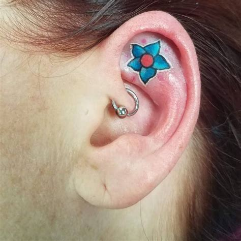 ear tattoo 3