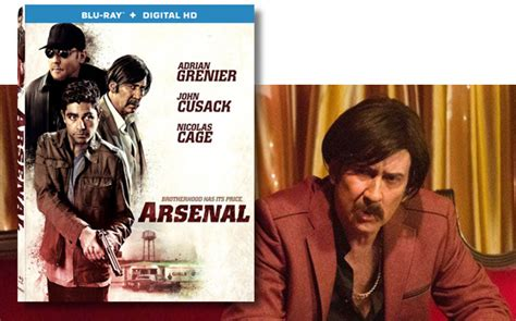 film nicolas cage et john cusack john cusack and nicolas cage in arsenal available on blu