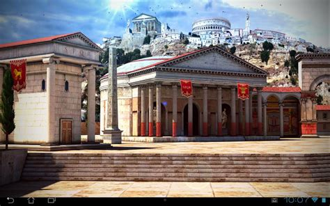 d roma rome 3d live wallpaper android apps on play