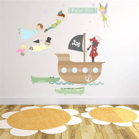 Fabric Wall Decals For Nursery Pan Fabric Wall Stickers Wall Sticker Walls And Contemporary