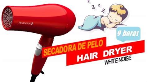 Hair Dryer Noise secadora de pelo 9 horas quot white noise quot para bebes white noise for babies quot hair dryer quot