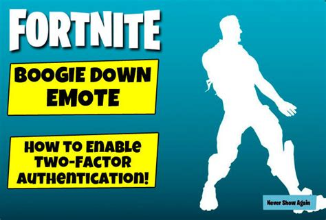 fortnite fa boogie    enable  factor