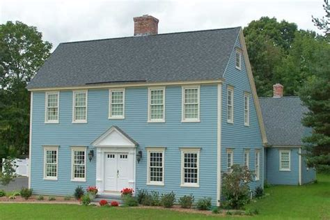 saltbox colonial 10 delightful salt box colonial house plans 40847