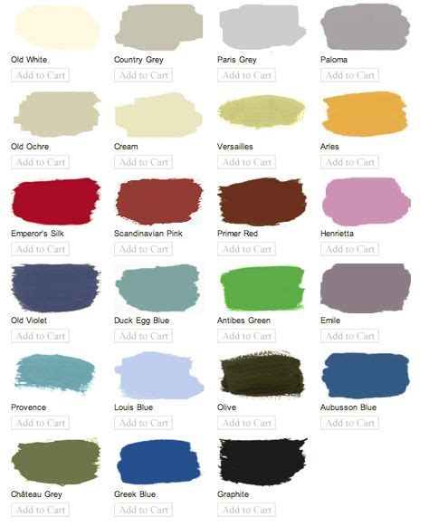 chalk paint swatches a must do soon sloan chalk paint so i can paint