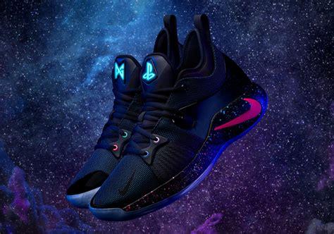 psp jordan themes nike pg 2 playstation paul george shoes release info