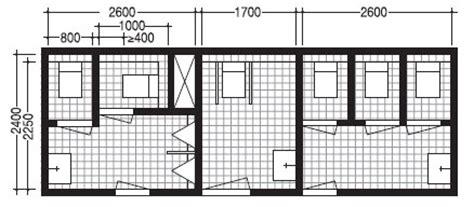 miva toilet deur toiletruimtes in het bouwbesluit 2003 187 bouwwereld nl