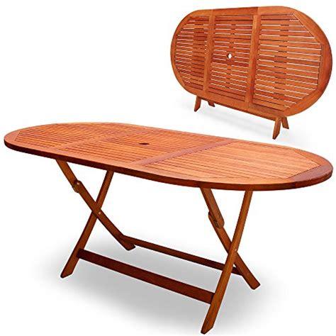 table de jardin en bois pliante pas cher table de jardin pliable quot alabama quot en bois d eucalyptus pr 233 huil 233 ce