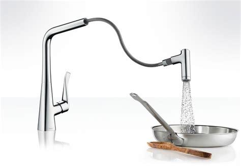 Kitchen Faucet Grohe by Hansgrohe Mitigeurs De Cuisine Metris Metris 320