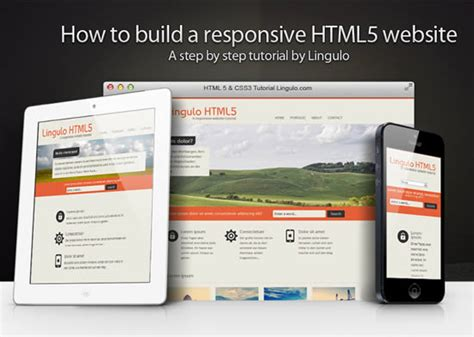 responsive web design tutorial step by step for beginners pdf responsive design 2014 best websites exles and