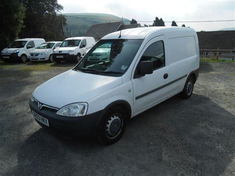 vauxhall combo 1 7 dti car for sale llanidloes powys mid