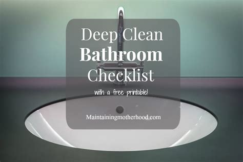 deep clean bathroom deep clean bathroom 28 images cleaning a smelly toilet