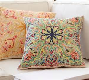 penelope indoor outdoor pillow pottery barn