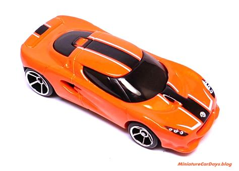 Hotwheels Lotus Project M250 Orange Murah Warungtjilik miniaturecardays ホットウィール ロータス プロジェクト m250