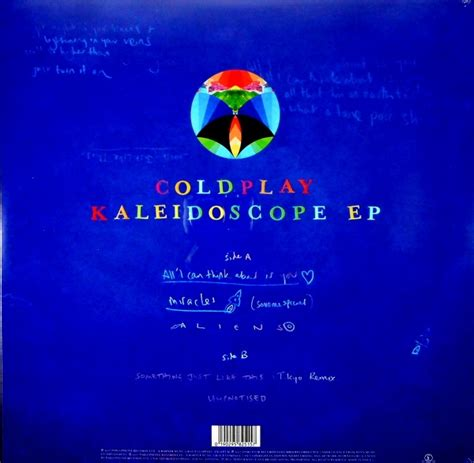 coldplay kaleidoscope kaleidoscope heartland recordsheartland records