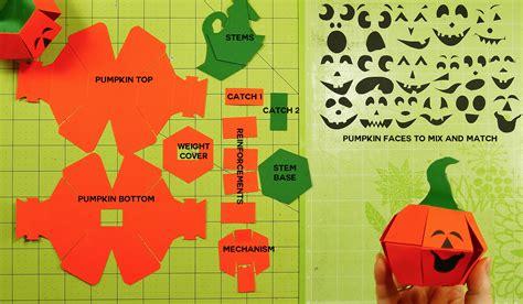 How To Make A Paper Bomb - pumpkin paper bomb pieces maker
