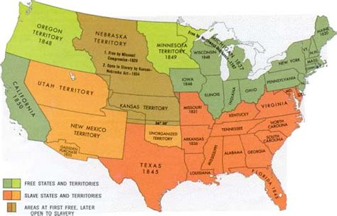 us map of and free states u s a maps