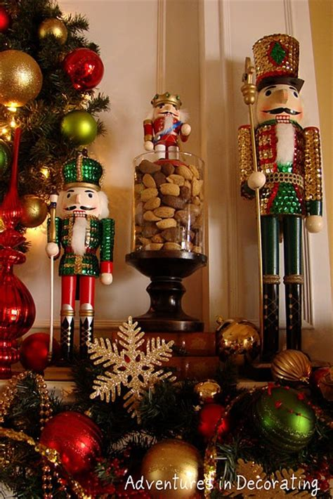 nutcracker decorating christmas pinterest