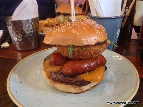Gourmet Burger Kitchen Coleslaw Recipe by Gourmet Burger Kitchen The Stack Burger Review