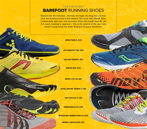 what is the best shoe for running 10 best barefoot running shoes gear patrol