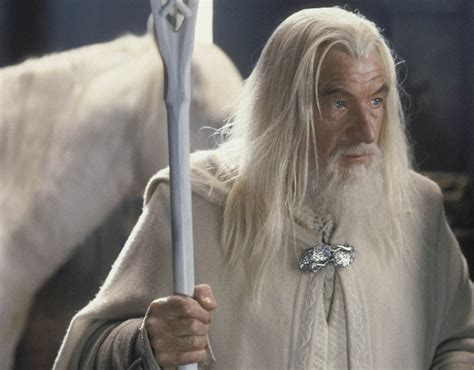 gandalf the white s staff the lord of the rings most