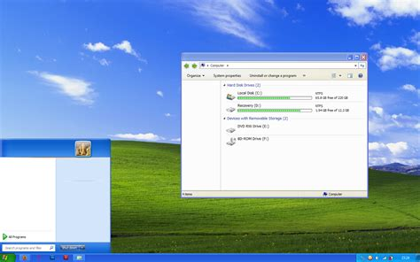 download layout for windows 7 download free windows xp themes